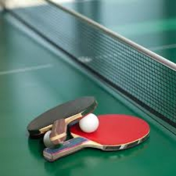 Table Tennis - CANCELLED